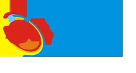 Raum + Farbwelt  Logo