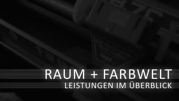 Raum + Farbwelt